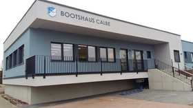 Bootshaus in Calbe 2016