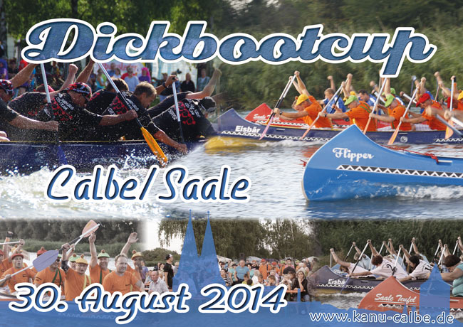 Dickbootcup 2014 in Calbe