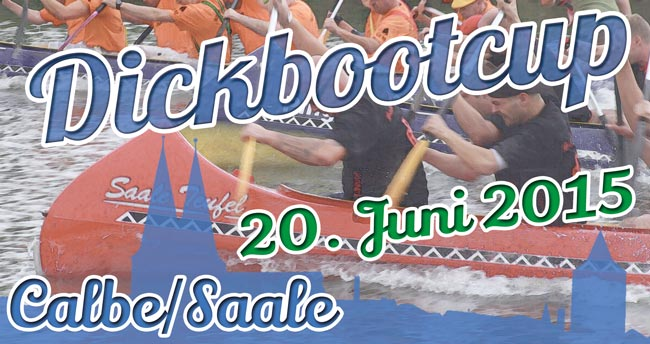 Dickbootcup 2015 in Calbe