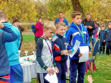 10. Herbst-Crosslauf in Magdeburg
