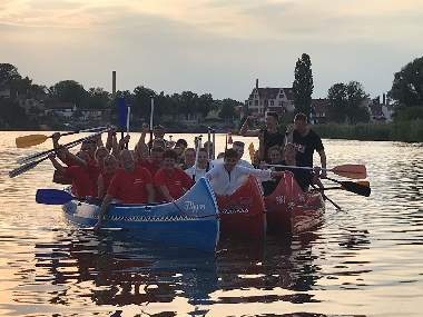 Dickbootcup in Calbe 2018