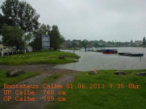 Bootshaus Calbe 2013-06-01